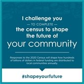 Census Challenge Graphic