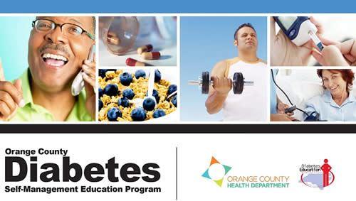Diabetes Self Management Banner