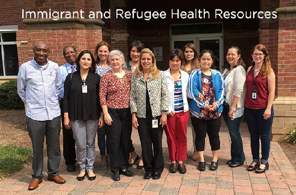 Immigrant and Refugee Health Employees